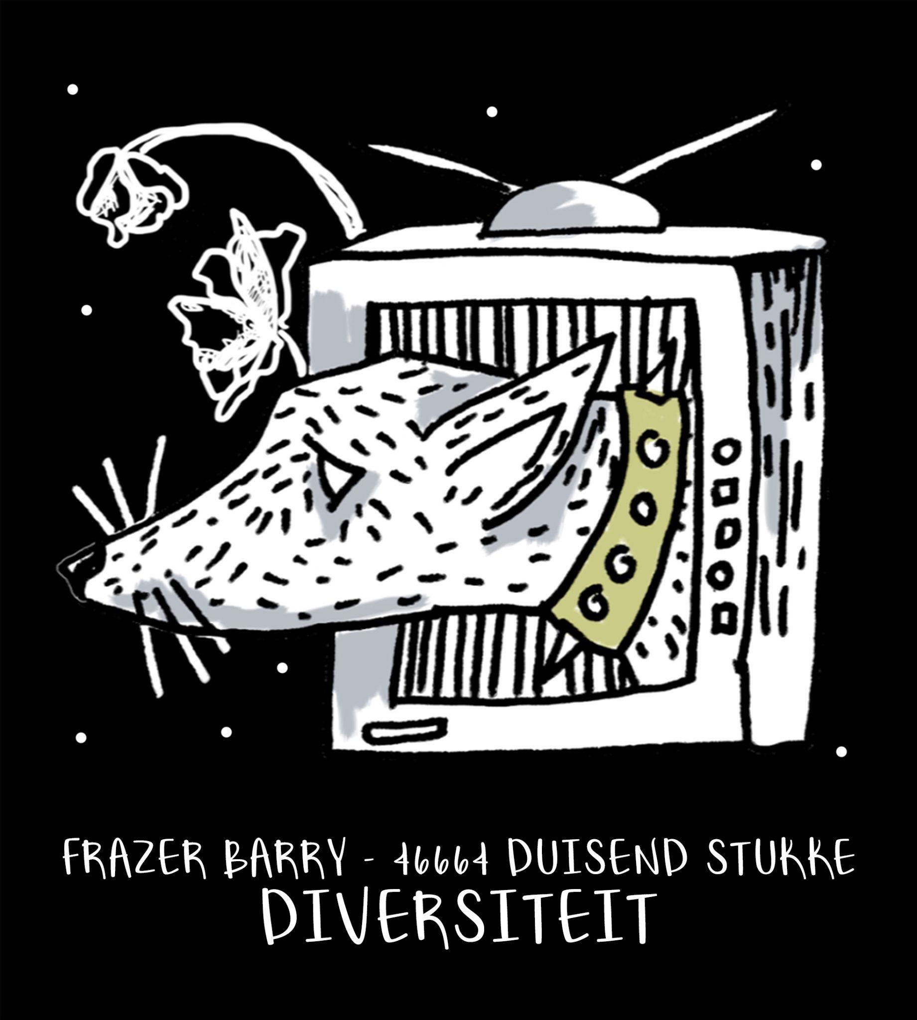 Copy of Frazer Barry 46664 - Duisend Stukke
